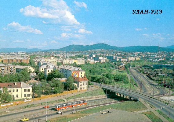 старые фото города улан-удэ